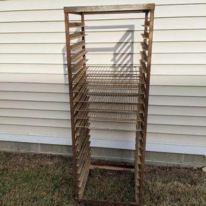 Woodworkers Bakers Rack for Sale in Newport News, VA