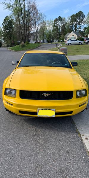 2006 Ford Mustang for Sale in North Chesterfield, VA