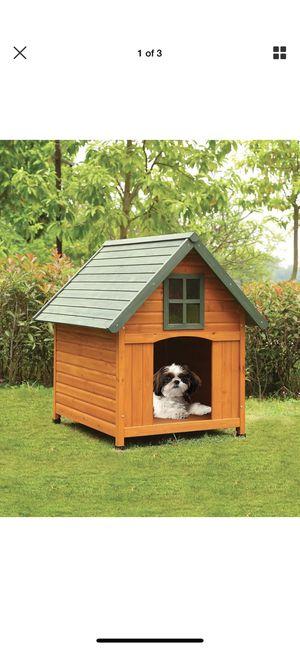 Brand new wooden doghouse! Nueva casita de madera para mascota!! for Sale in Bell, CA