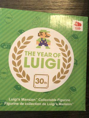 Nintendo Year Of Luigi, Luigi's Mansion Figure for Sale in Lynnwood, WA