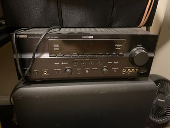 Yamaha receiver RX-V663 and Klipsh Syngery subwoofer for Sale in Chicago,  IL