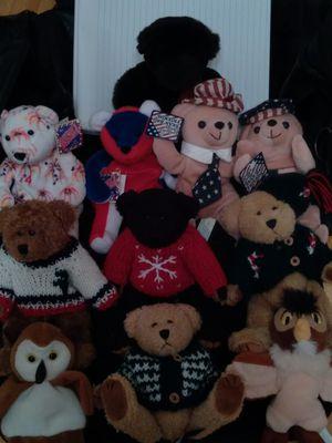 Stuffed Animals - Bundle of 11 for Sale in Dunedin, FL