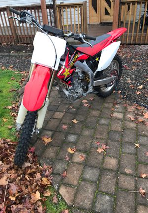2006 crf450r for Sale in Scappoose, OR