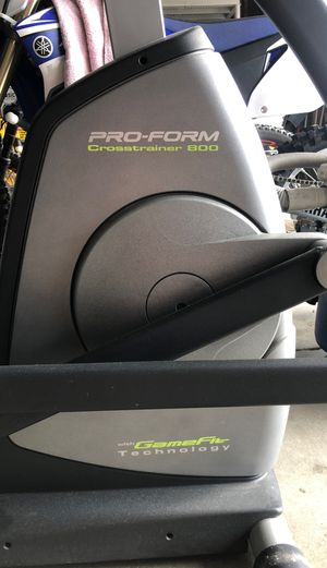 Like new elliptical machine. for Sale in Mission Viejo, CA