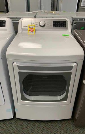 BRAND NEW LG DLE7300WE ELECTRIC DRYER IE8 for Sale in Downey, CA