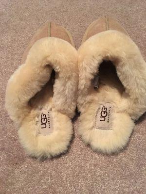 UGG slippers - size 6 for Sale in Herndon, VA