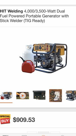 Welder generator for Sale in Las Vegas, NV