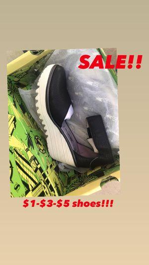 SHOE SALE!! $1-$5 for Sale in Oak Hills, CA