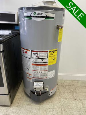 NO CREDIT!! AO Smith Brand New Water Heater DM me #1468 for Sale in Miami Gardens, FL