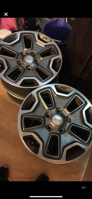 Jeep Wrangler Wheels for Sale in Abilene, TX
