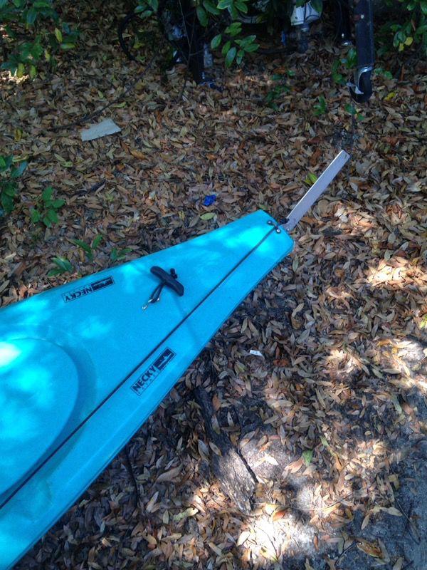 Necky kayak Santa Cruz for Sale in Tampa, FL - OfferUp
