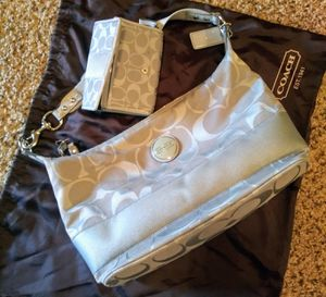 Coach Purse & Wallet for Sale in Plano, TX