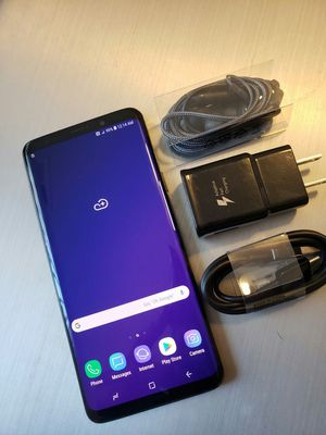 Samsung Galaxy S9 Plus ,Excellent Condition, FACTORY UNLOCKED. for Sale in VA, US