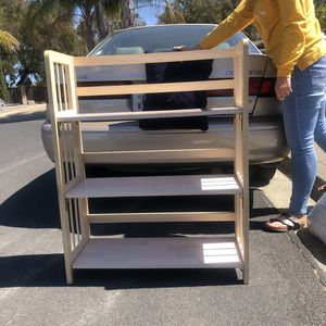Shelves Shelf Furniture Storage for Sale in Pittsburg, CA
