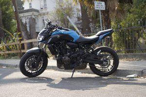 Yamaha MT07 2019 for Sale in San Lorenzo, CA
