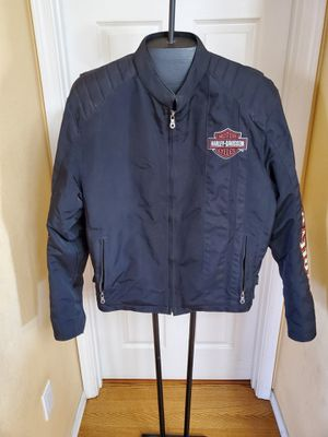 Harley Davidson Mens Large Riding Jacket for Sale in Albuquerque, NM