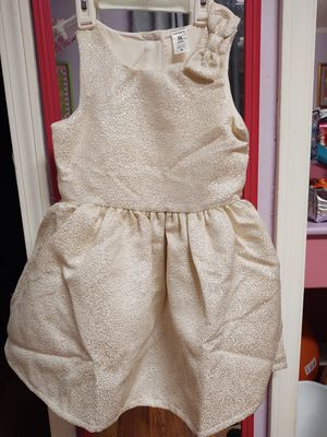 Size 5T Christmas dress BRAND NEW W TAGS for Sale in Raleigh, NC