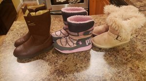Little girls boots for Sale in Willingboro, NJ