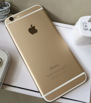 iPhone 6 plus (6+), 64GB - just like new, factory unlocked, clean IMEI for Sale in Springfield, VA