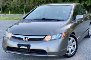 2007 Honda Civic LX for Sale in Salt Lake City, UT