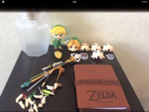 Collectibles! Zelda Bundle..All in excellent condition. These are great collectibles. for Sale in Lakewood, WA