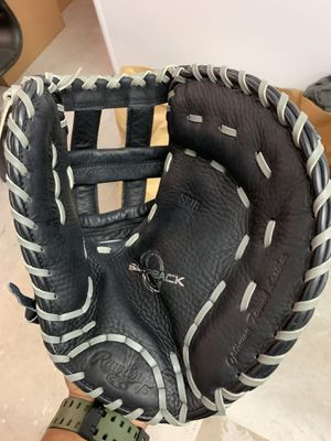 Rawlings softballl first base glove for Sale in Mission Viejo, CA