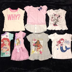3T short sleeve shirt LOT for Sale in Puyallup, WA