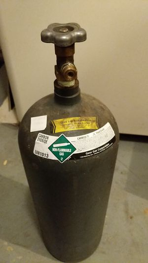 20lb refillable CO2 tank for Sale in Columbus, OH