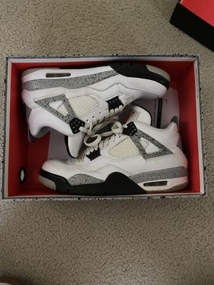 Jordan 4 Cement Size 9 for Sale in Blue Springs, MO