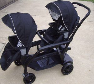 Double Graco Stroller (Do Not Try To Lowball Me) for Sale in Bear, DE