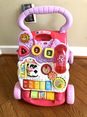 VTech Sit to Stand Learning Walker for Sale in Frederick, MD
