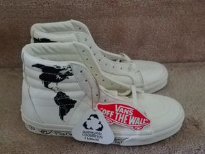 Size 6 Men Vans Save Our Planet for Sale in Silver Spring, MD