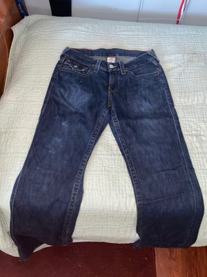 True religion jeans size 32 for Sale in San Rafael, CA