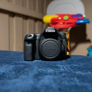 Canon EOS 70D for Sale in Glendora, CA