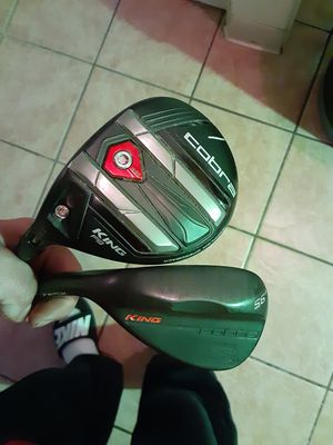COBRA KING DRIVER & WEDGE for Sale in Blacklick, OH