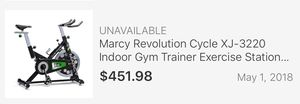 One stationary bike new!!! Never used. for Sale in Seattle, WA