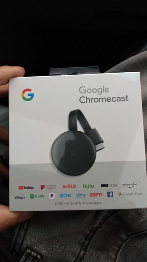 Chromecast for Sale in Oakland, CA