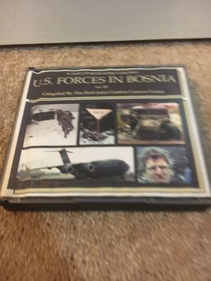 US Forces in Bosnia photos on CD-ROM for Sale in Las Vegas, NV