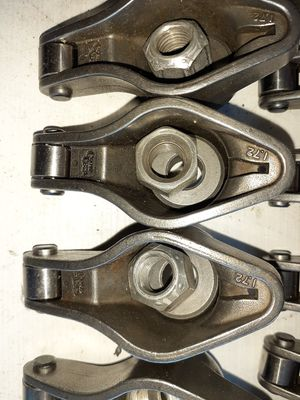 Part number 1411-16 Big block Chevy and big block Ford roller rockers for Sale in Los Angeles, CA