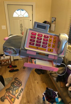 Kids grocery cash register for Sale in Williamsport, PA