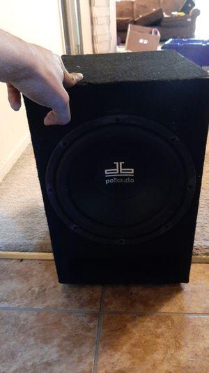 "sale 70$polk audio 10""subwoofer i was asking for 100$ for Sale in Fremont, CA"