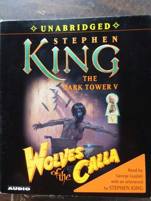 Stephen Kings Dark Tower V.... Wolves of the Calla for Sale in Parkersburg, WV