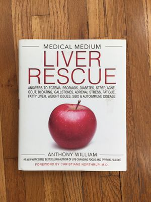 Brand new Medical Medium Liver Rescue Hardcover for Sale in Los Angeles, CA