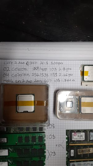 Computer parts for Sale in Hudson, FL