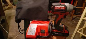 Milwaukee Brushless 1/4 Hex Impact Driver for Sale in Pekin, IL