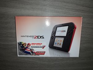 Nintendo 2DS with 5 games!!! for Sale in Charlotte, NC
