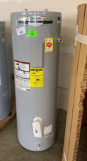 NEW AO SMITH WATER HEATER WITH WARRANTY 50 gallon NB8 for Sale in Azusa, CA