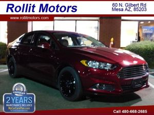 2013 Ford Fusion for Sale in Mesa, AZ
