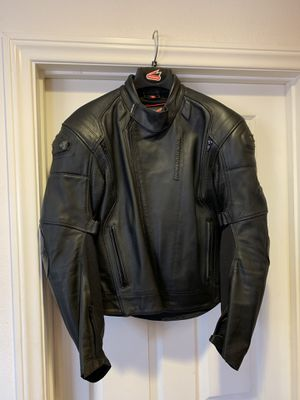Hein Gericke motorcycle riding jacket in great condition XL $75 for Sale in Fullerton, CA