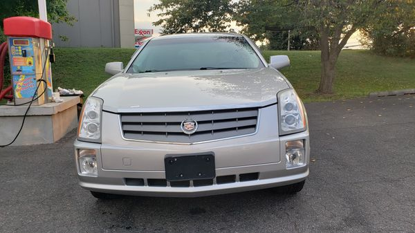 2004 Cadillac SRX with 78k miles